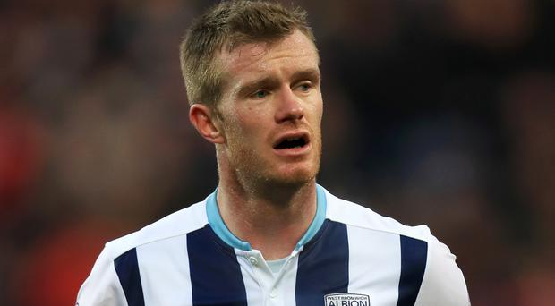 Chris Brunt insists West Brom will not roll over for Chelsea on Friday