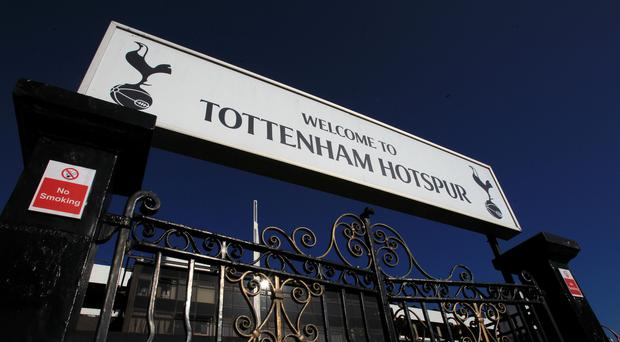 David Copeland netted a hat-trick in Tottenham's first match at White Hart Lane