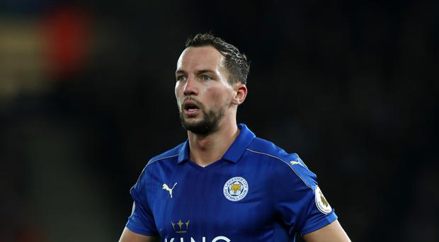 Leicester midfielder Danny Drinkwater will not play again this season