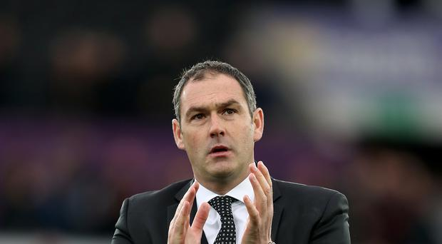 Swansea boss Paul Clement says the club should celebrate avoiding relegation from the Premier League