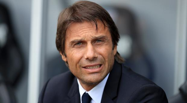 Antonio Conte's Chelsea could be crowned champions on Friday