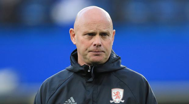 Middlesbrough head coach Steve Agnew is hoping for a rousing end to the season