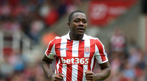 Stoke's Giannelli Imbula last started a Premier League game in December.