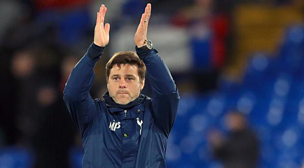 Mauricio Pochettino's Tottenham will play their last game at White Hart Lane on Sunday