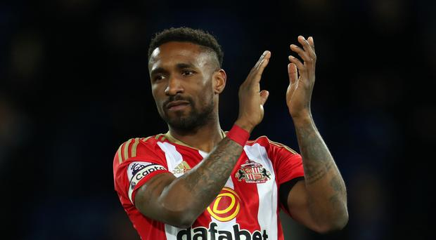 Jermain Defoe can leave Sunderland for free this summer