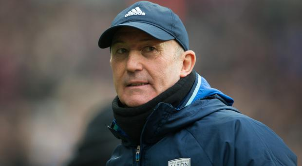 West Brom boss Tony Pulis wants his side to finish the Premier League season on a high