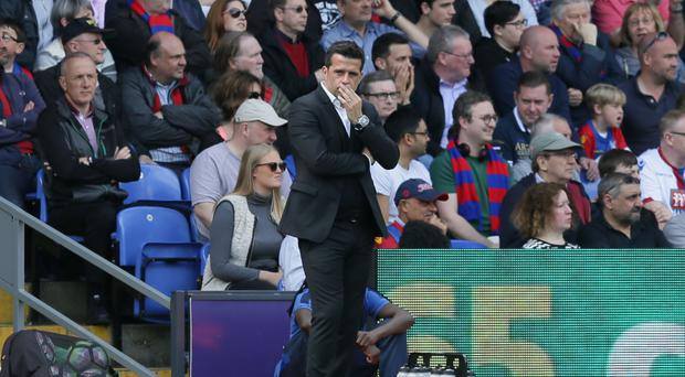 Marco Silva's future at Hull is unclear with his contract expiring at the end of the season