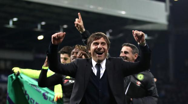 Chelsea's Antonio Conte outsmarted his coaching rivals to become a Premier League champion at the first attempt.