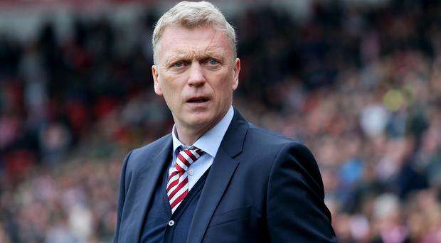 Sunderland manager David Moyes will be happy to see the back of a disastrous season