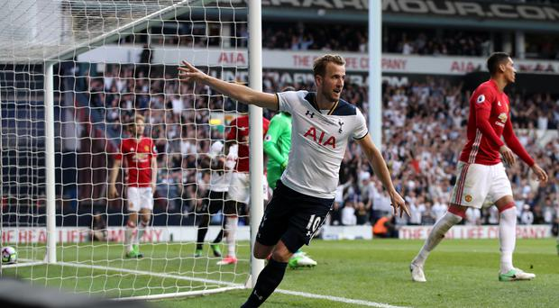 Harry Kane scored the final goal at White Hart Lane