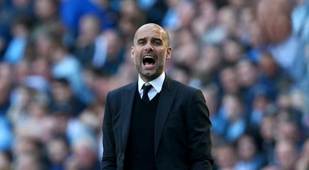 Manchester City manager Pep Guardiola accepts his team must improve next season