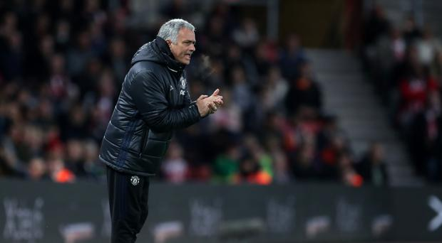 Jose Mourinho was pleased with his side's efforts at St Mary's
