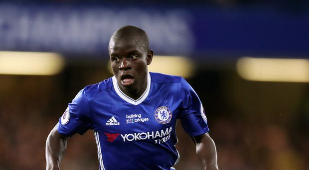 N'Golo Kante sends message to Chelsea stars ahead of Arsenal clash