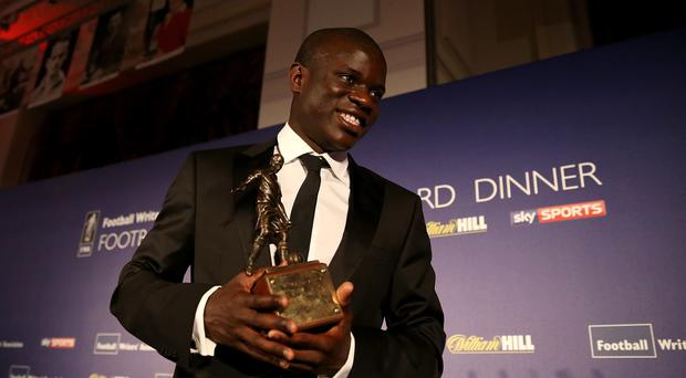 N'Golo Kante: Chelsea want to win everything next season