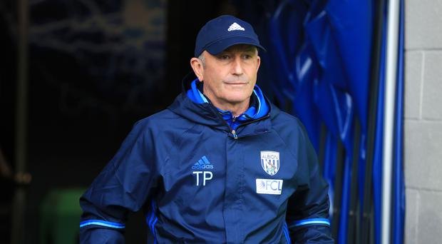 West Brom manager Tony Pulis has guided the club into the Premier League's top 10 this season