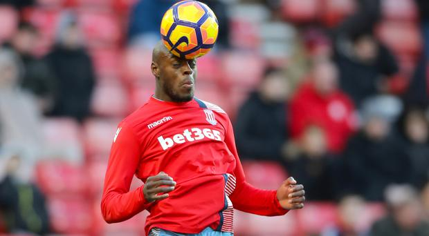 Bruno Martins Indi is on loan at Stoke