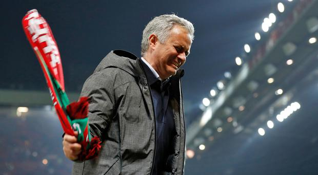 Man United boss Jose Mourinho aims dig at Graeme Souness