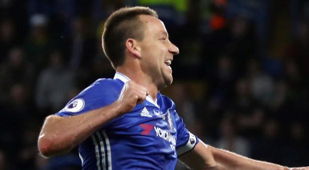 Conte not decided on starting berth for Terry