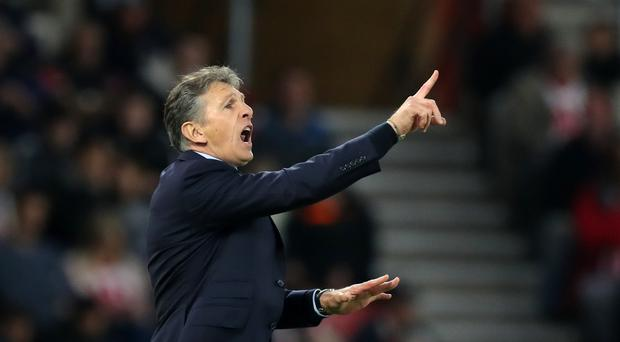 Claude Puel dismisses speculation on future as
