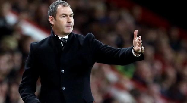 Boss Paul Clement wants Swansea to finish the Premier League season on a high