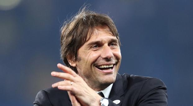 Antonio Conte ultimately led the pack in a stellar line-up of coaches