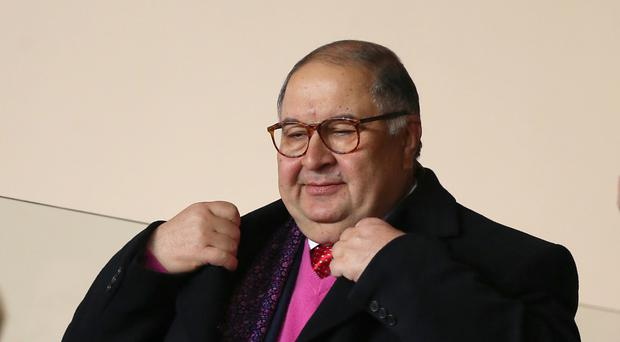 Arsenal's Alisher Usmanov bid $1.3bn to buy out Stan Kroenke