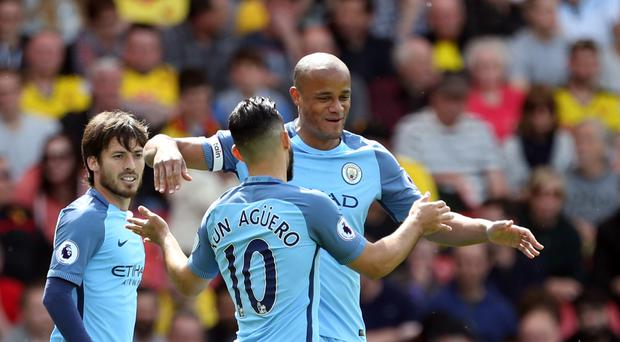 Jesus to persuade Aguero to stay