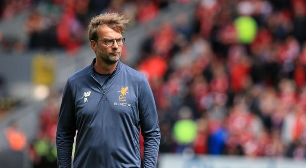 Liverpool manager Jurgen Klopp is heading to the Champions League