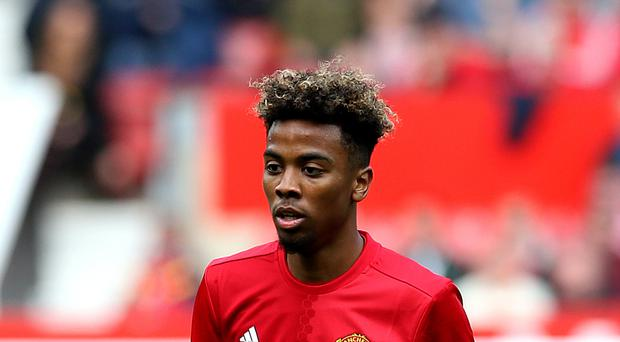 Manchester United fans desperate for Mourinho to pick Angel Gomes
