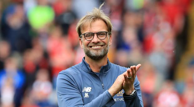 Jurgen Klopp believes Liverpool have regained their rightful place in the Champions League