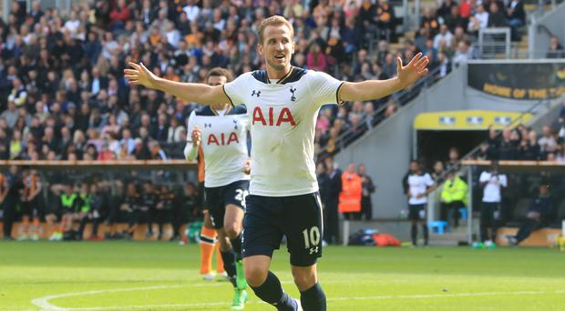 Golden Boot winner Harry Kane is off to Hong Kong