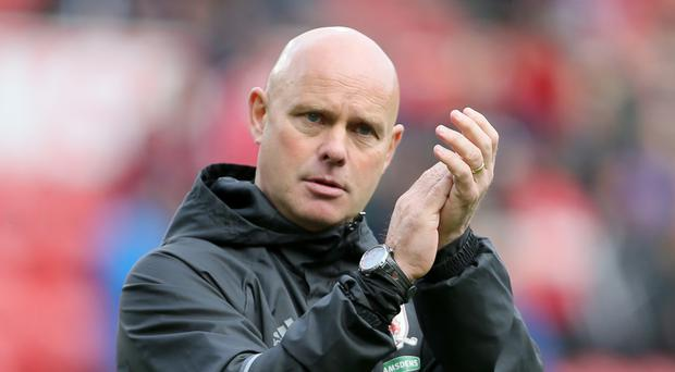 Middlesbrough head coach Steve Agnew's future remains uncertain