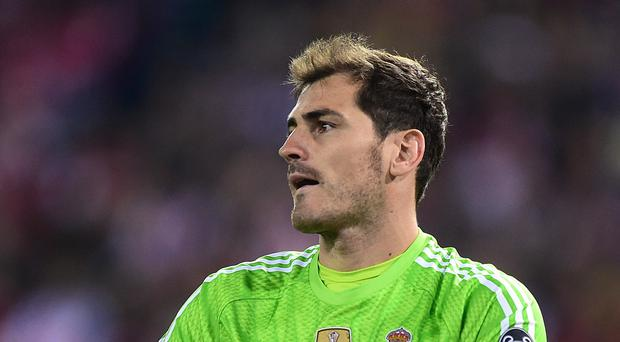 Could Iker Casillas be on his way to Liverpool?