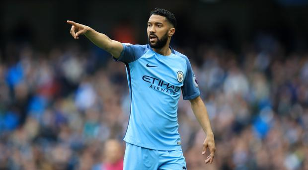 Jesus Navas & Gael Clichy leave Man City after contracts expire
