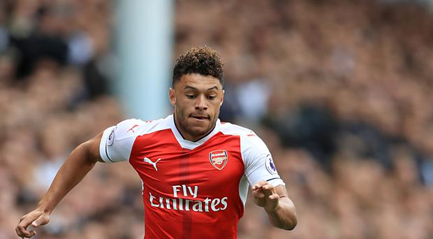 Alex Oxlade-Chamberlain has thrived at right wing-back for Arsenal