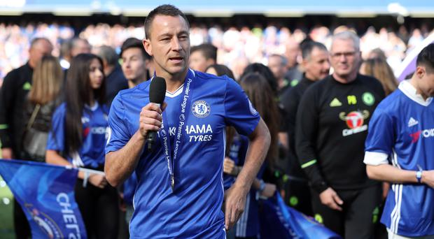 John Terry has already bid farewell to Stamford Bridge and is now considering his options