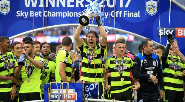 Huddersfield will be the only Yorkshire club in the Premier League next season