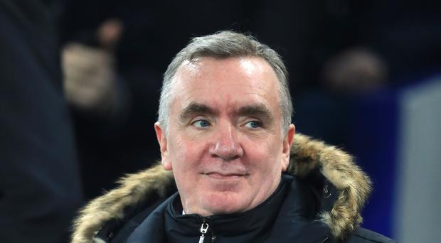 Ian Ayre was Liverpool's chief executive for 10 years