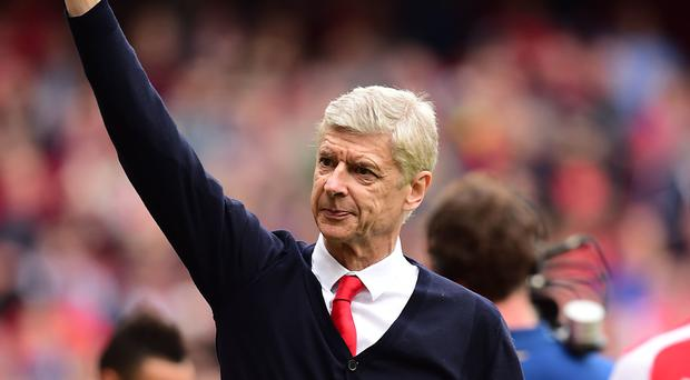 Arsene Wenger extended his Arsenal contract on Wednesday, signing a new two-year deal
