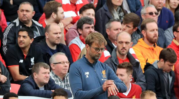 Liverpool manager Jurgen Klopp is keen to strengthen his squad over the summer