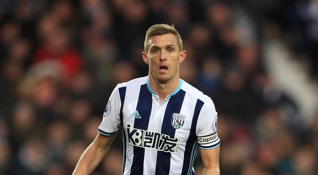 Darren Fletcher joined West Brom from Manchester United in 2015