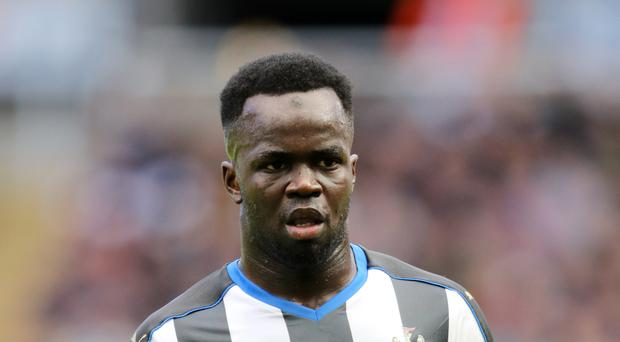 Cheick Tiote left Newcastle to join Beijing Enterprises in February