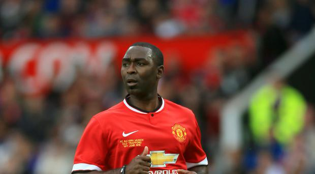 Andrew Cole's recovery from a kidney transplant is going well