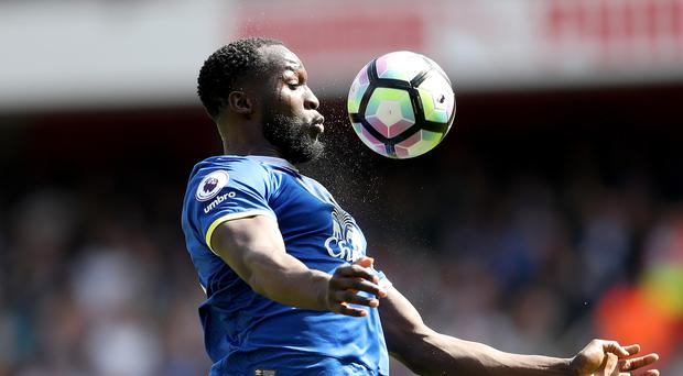 Everton's Romelu Lukaku is expected to leave the club in the summer