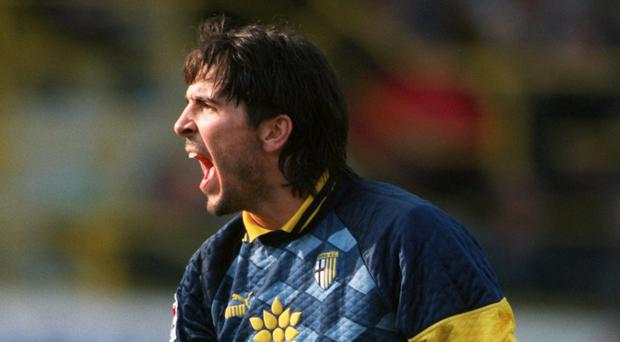 Gianluigi Buffon became the most expensive goalkeeper in the world when Juventus signed him from Parma