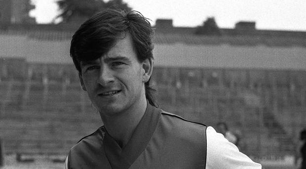 Charlie Nicholas was an Arsenal favourite in the 1980s