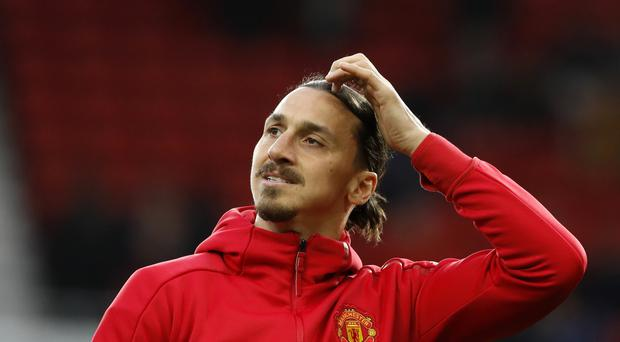 Zlatan Ibrahimovic is out of contract