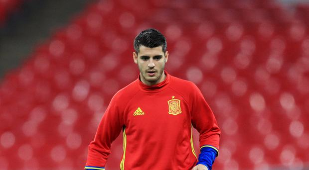 Spain's Alvaro Morata is closer to joining Manchester United, according to reports