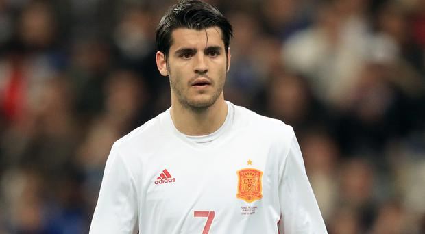 Alvaro Morata could now be at the top of Manchester United's wishlist