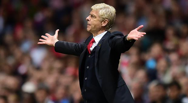 Arsene Wenger faces five Premier League away games after Europa League action